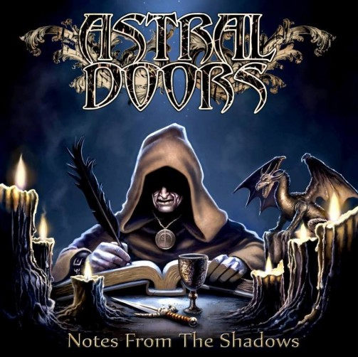 Astral Doors: Notes From The Shadows