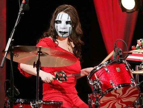 Meg White chosen as new drummer of Slipknot – Metal Riot