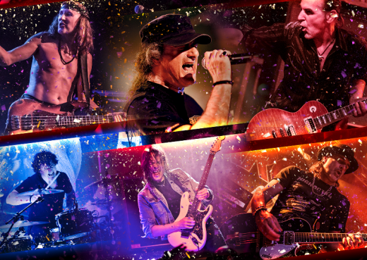 2014- Live Collage KROKUS Press Shot - Low