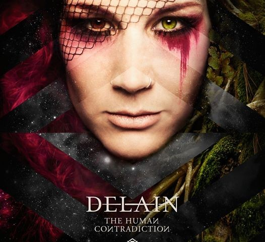 Delain: The Human Contraditcion