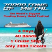 70000 Tons of Metal Cruise