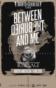 BTBAM Tour Poster