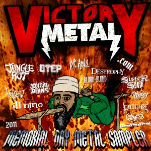 "Free Download: Victory Records ""Memorial Day Metal"" sampler"
