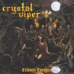 Crystal Viper - Crimen Excepta (AFM)
