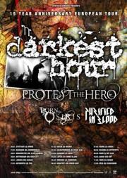 Darkest Hour-European Tour 2011