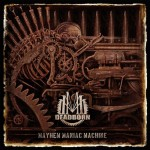 Deadborn - Mayhem Maniac Machine (Apostasy)