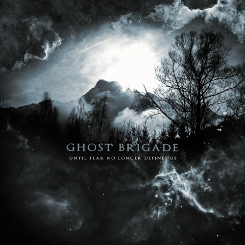 Ghost Brigade Fear Cover