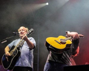 Kyle Gass and Jack Black