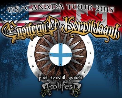 KORPIKLAANI-Ensiferum-Tour