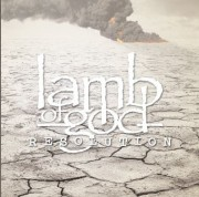 Lamb of god Resolution cover