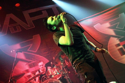 Trapt at The Chance Theater by Catharina Christiana