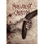 Malevolent Creation - Death From Down Under DVD (Arctic)