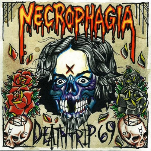 Deathtrip 69 Album Art