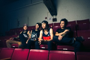 Pierce The Veil - Fall, 2013