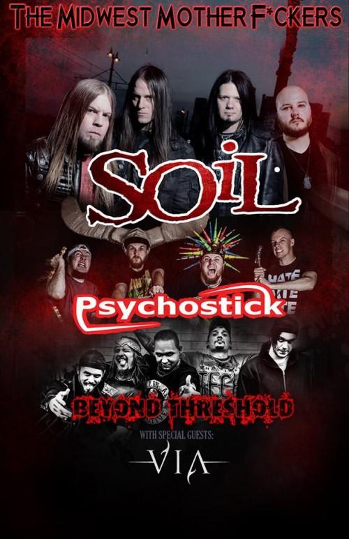 Psychostick-tour