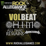 Rock Allegiance Tour