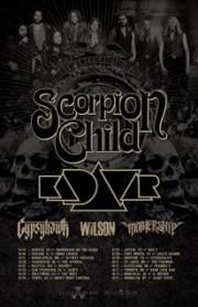 Scorpion Child.Kadavar