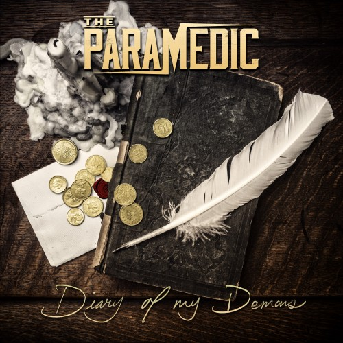 The Paramedic - Diary Of My Demons - Artwork
