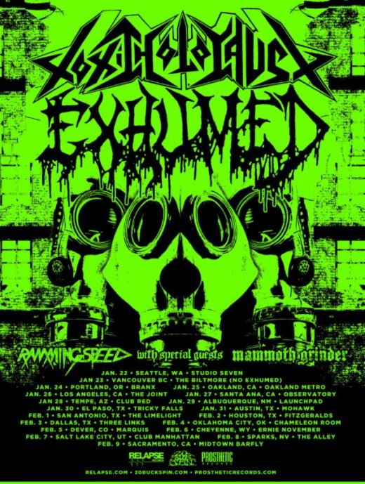 Toxic Holocaust.Exhumed