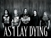 As I Lay Dying Band Photo