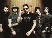 Avenged Sevenfold band photo