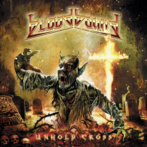 Bloodbound Unholy Cover