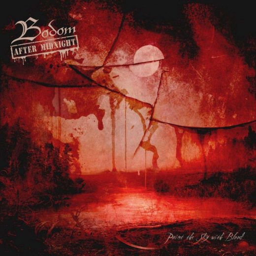 Bodom After Mignight: Paint The Sky With Blood EP