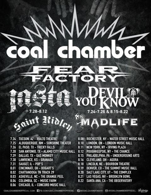 coal-chamber-tour