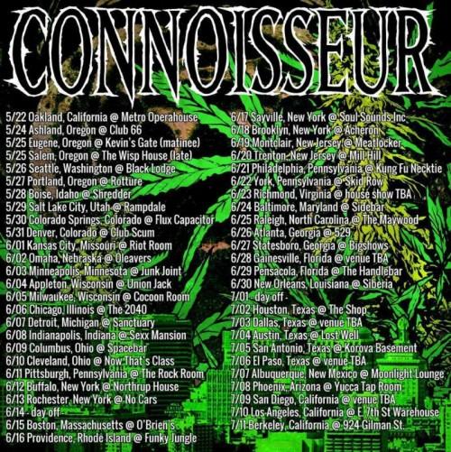 connoisseur-tour-poster
