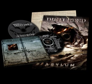 Disturbed's new album Asylum