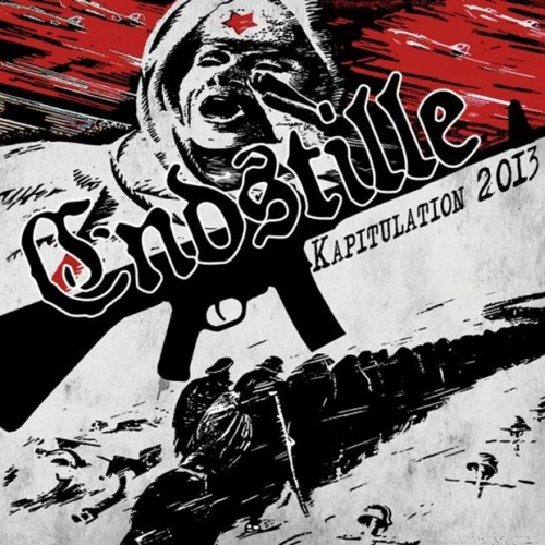 endstille kapitulation cover