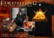 Firewind - Days of Defiance pre-orders