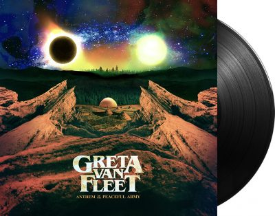 Greta Van Fleet: Anthem of the Peaceful Army
