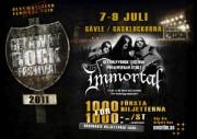 Immortal Getaway Rock Festival 2011