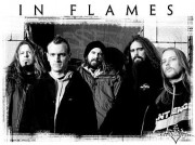 in flames band picture