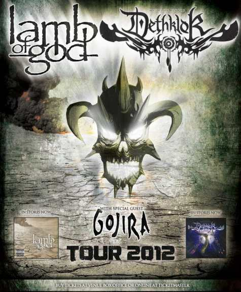 lamb of god dethklok