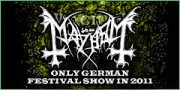 Mayhem - Wacken 2011