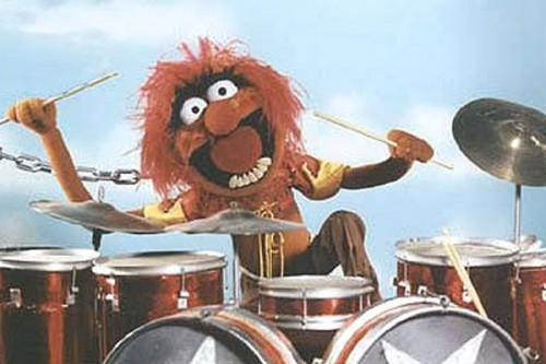 Best Ever Drummers - Animal - The Muppets.