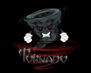 Tornado band logo