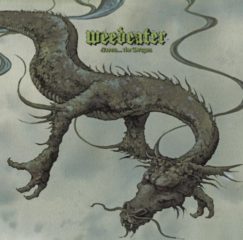"Weedeater - Jason the Dragon"" cover art"