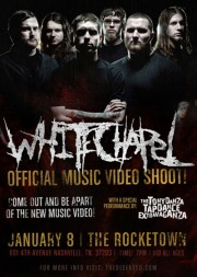 Whitechapel Videoshoot