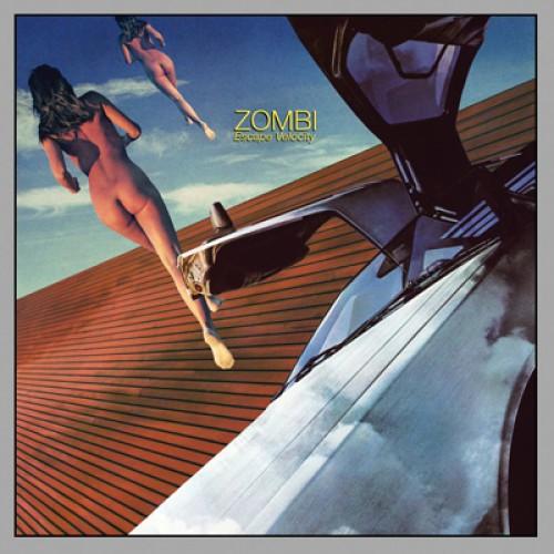 Zombi Album Cover